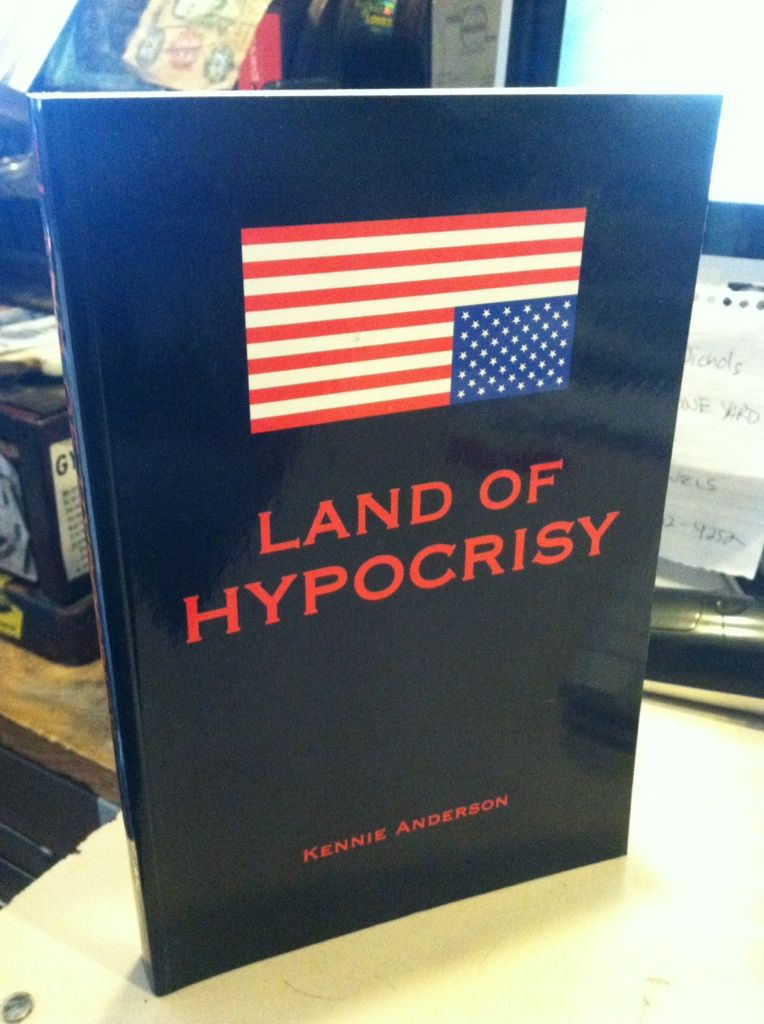 Image for Land of Hypocrisy, Second Edition