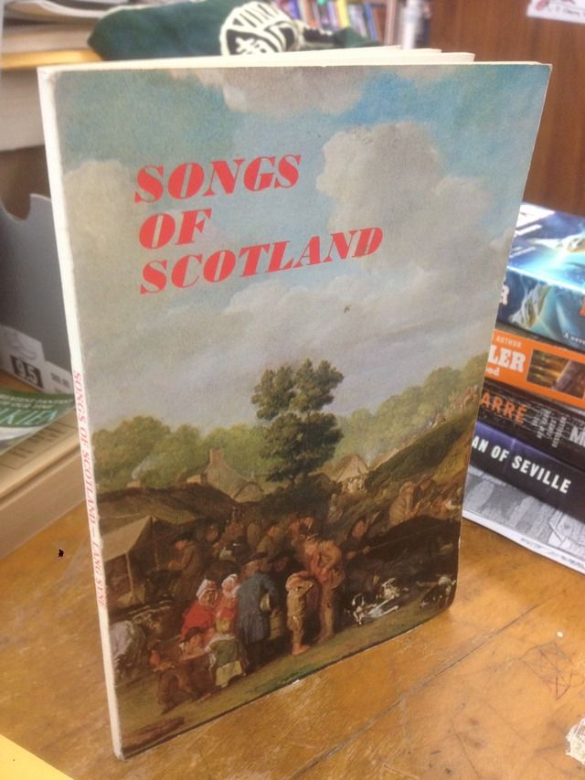 Image for Songs of Scotland