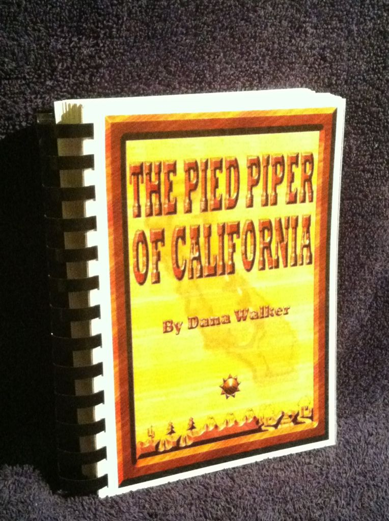 Image for The Pied Piper of California