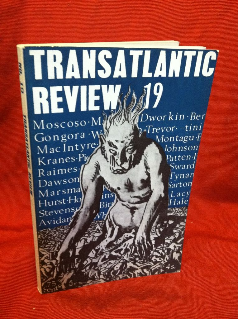 Image for Transatlantic Review 19.