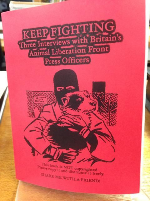 Image for Keep Fighting by ALF