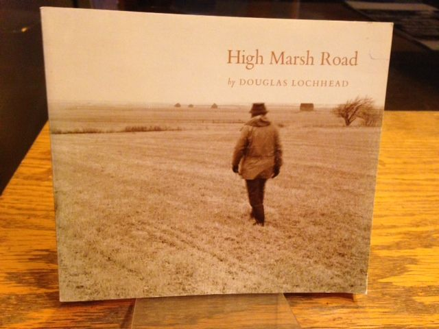 Image for High Marsh Road : Lines for a Diary