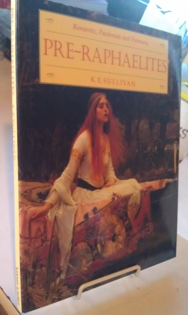 Image for The Pre-Raphaelites: Romantic, passionate and visionary