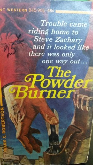 Image for The Powder Burner