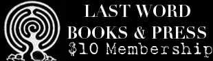 Image for Friends of Last Word Books & Press Monthly Membership - $10.00 a month level