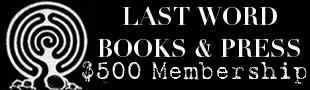 Image for Friends of Last Word Books & Press LIFETIME Membership - $1000.00 one-time payment