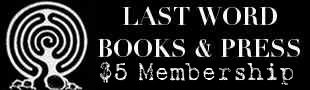 Image for Friends of Last Word Books & Press Monthly Membership - $5.00 a month level