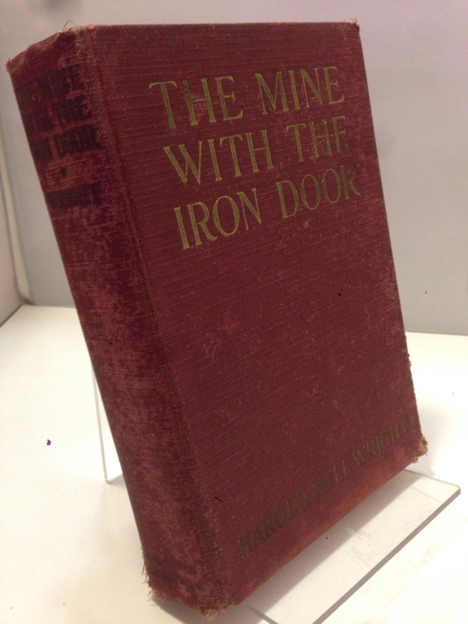 Image for THE MINE WITH THE IRON DOOR