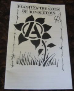 Image for Planting the Seeds of Revolution: vegan recipes, nutritional information and herbal remedies