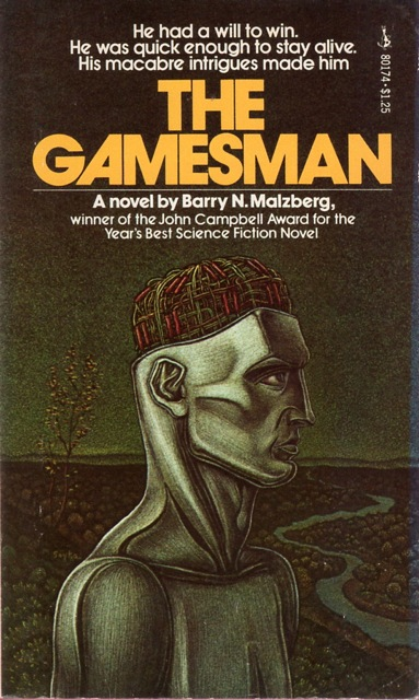 Image for The Gamesman by Malzberg, Barry N.