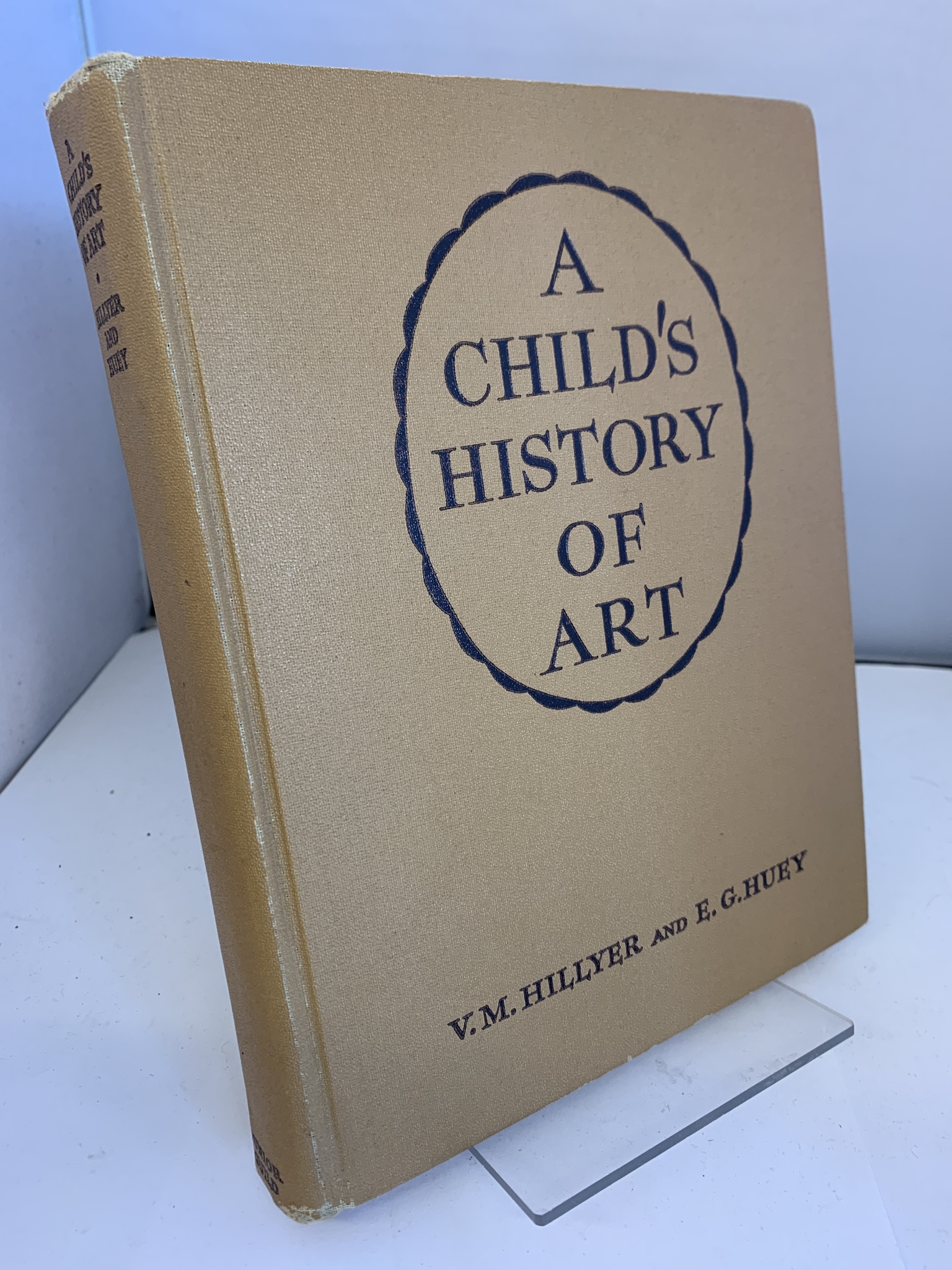 Image for A child's history of art,