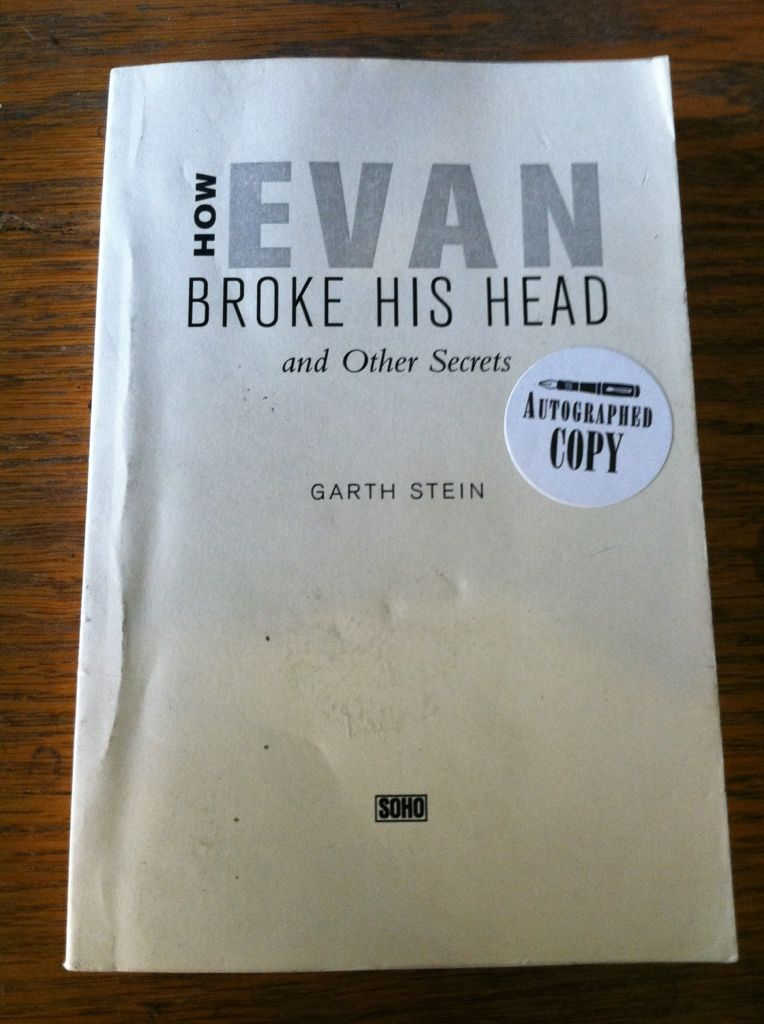 Image for How Evan His Head and Other Stories (Advanced Uncorrected Proof) by Garth Stein
