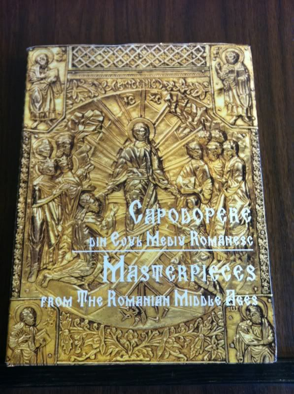Image for Masterpieces of the Romanian Middle Ages