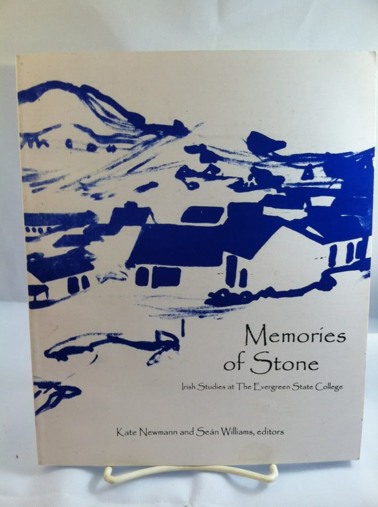 Image for Memories of Stone : Irish Studies At the Evergreen State College