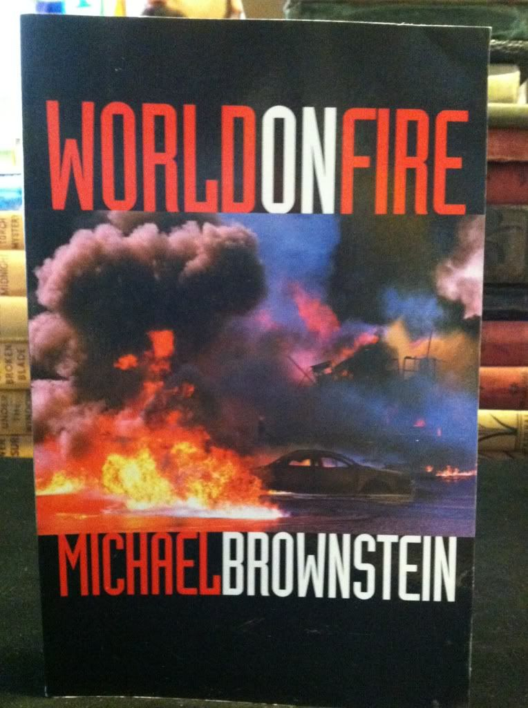 Image for World on Fire