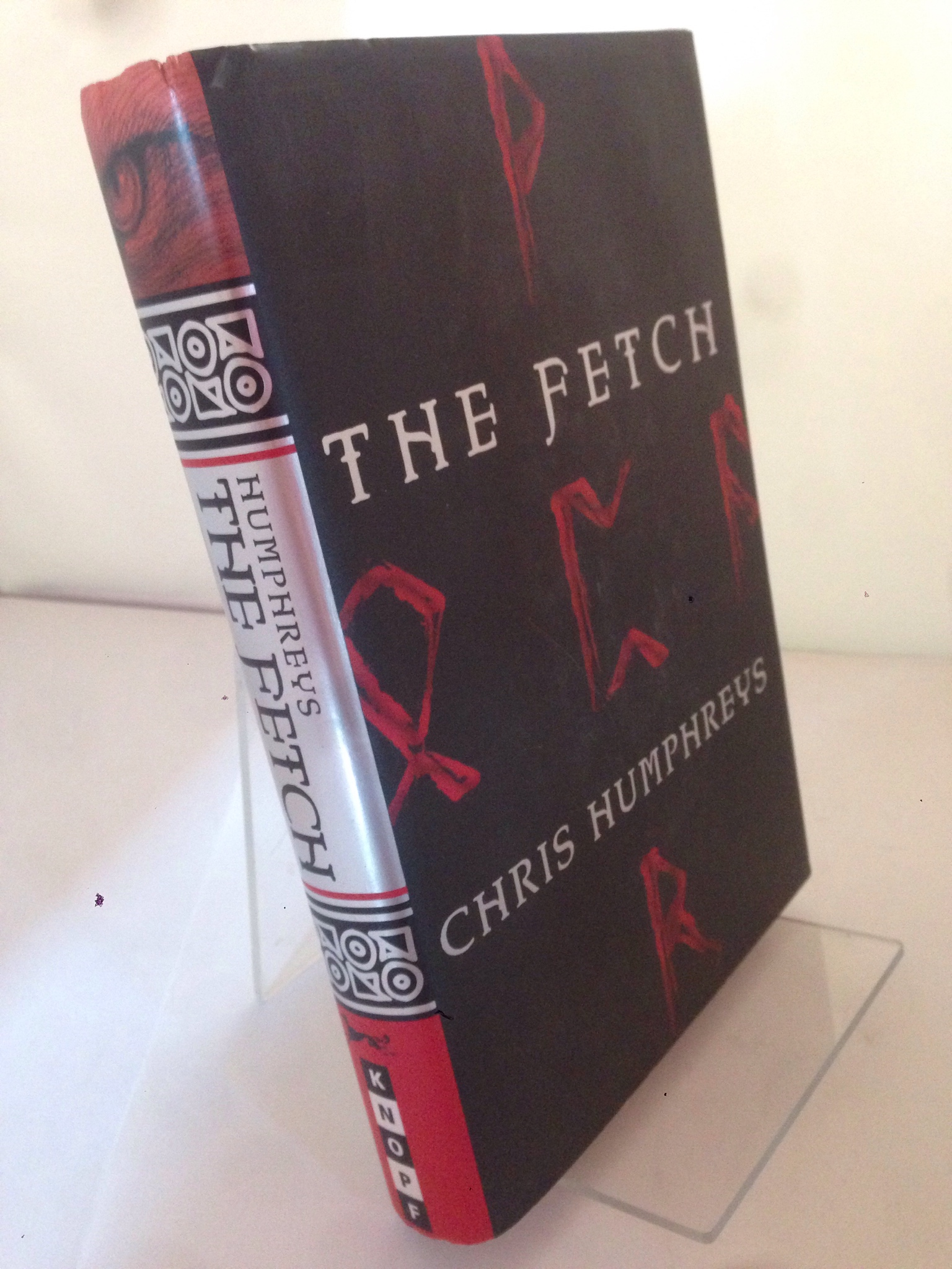 Image for The Fetch (The Runestone Saga, Book 1)