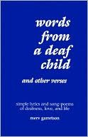 Image for Words from a Deaf Child and Other Verses