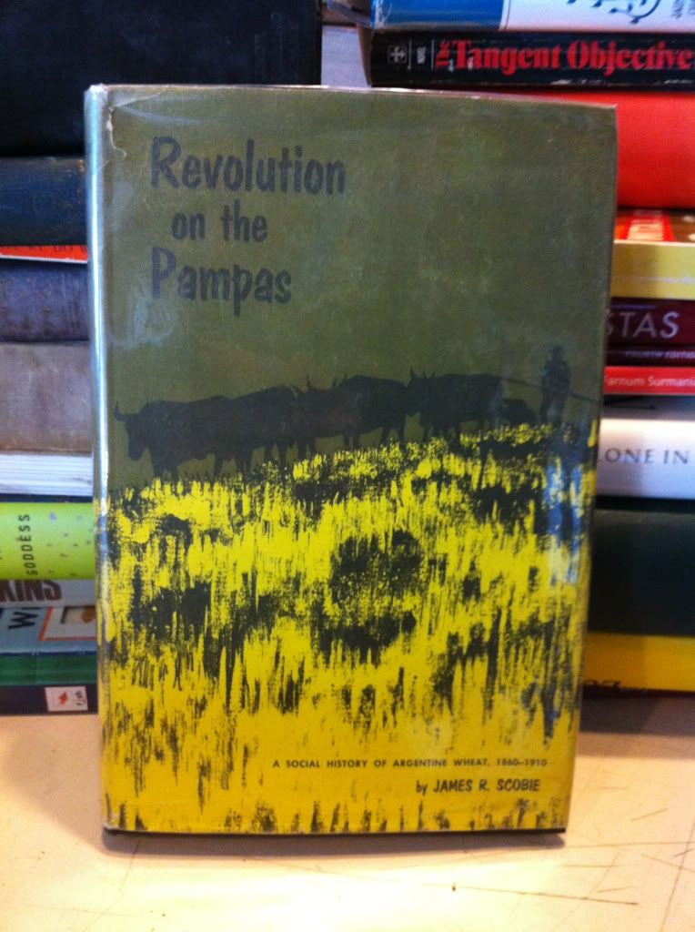 Image for Revolution on the Pampas