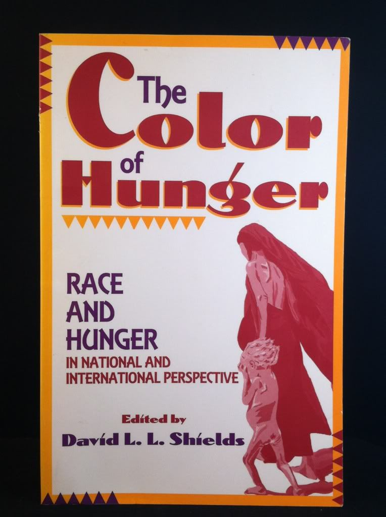 Image for The Color of Hunger