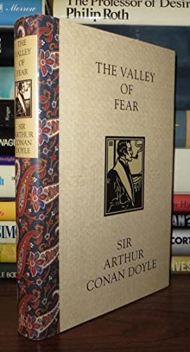 Image for Valley of Fear a Sherlock Holmes Novel Book of the Month Club Selection