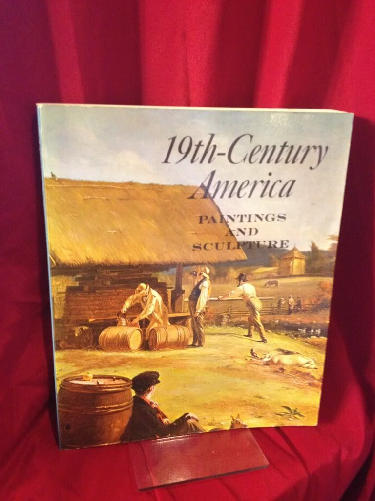 Image for 19th-Century America Paintings and Sculpture by 'JOHN K & WILMERDLING, JOHN HOWAT