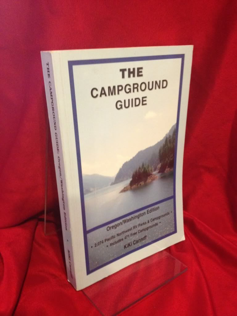 Image for The Campground Guide: Oregon/Washington Edition