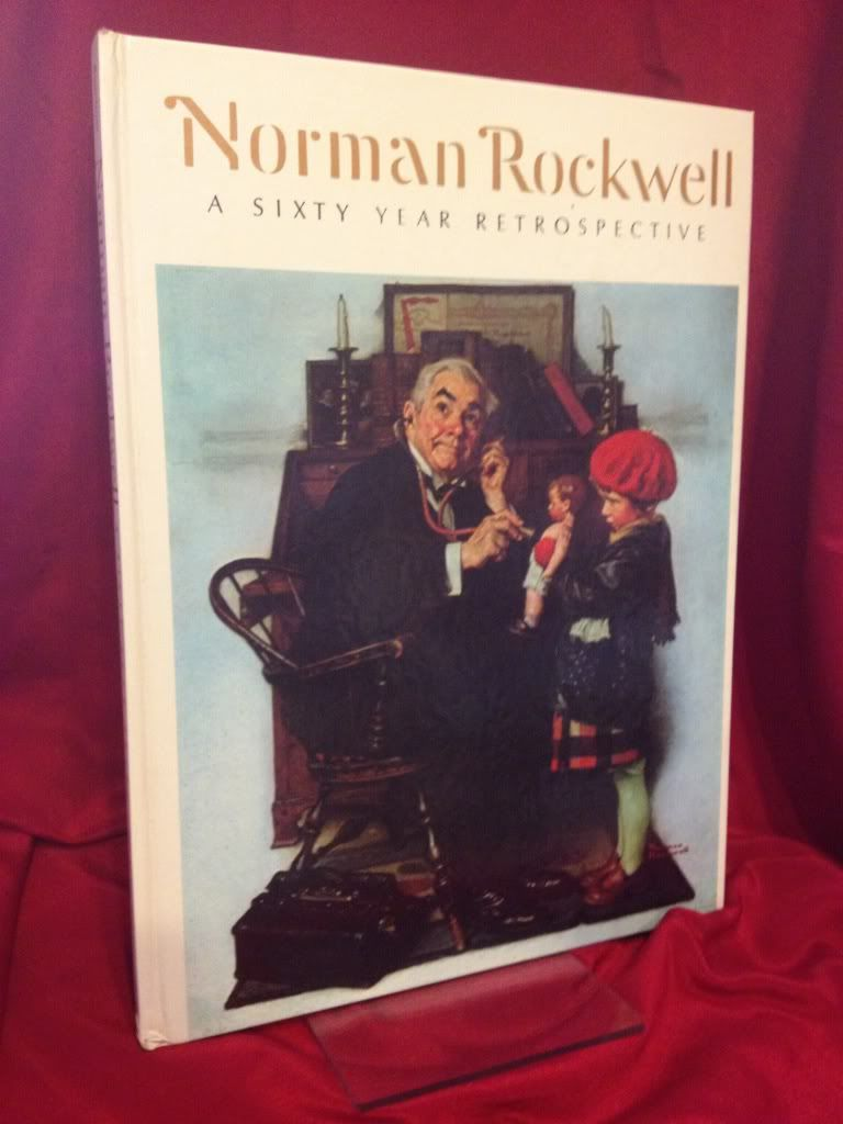 Image for Norman Rockwell: A Sixty Year Retrospective