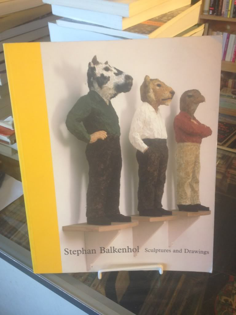 Image for Stephen Balkenhol: Sculptures and Drawings