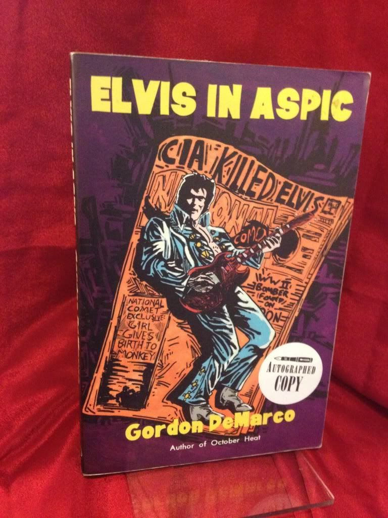 Image for Elvis in Aspic (West Coast Crime)