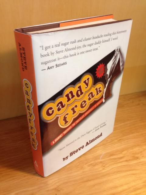 Image for Candyfreak: A Journey through the Chocolate Underbelly of America