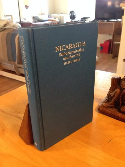 Image for Nicaragua Self-determination and Survival by Smith,Hazel