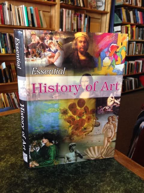Image for Essential History of Art