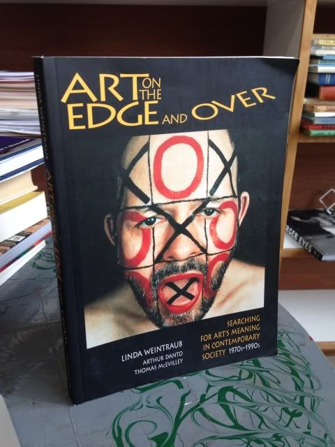 Image for Art on the Edge and Over: Searching for Art's Meaning in Contemporary Society, 1970s-1990s