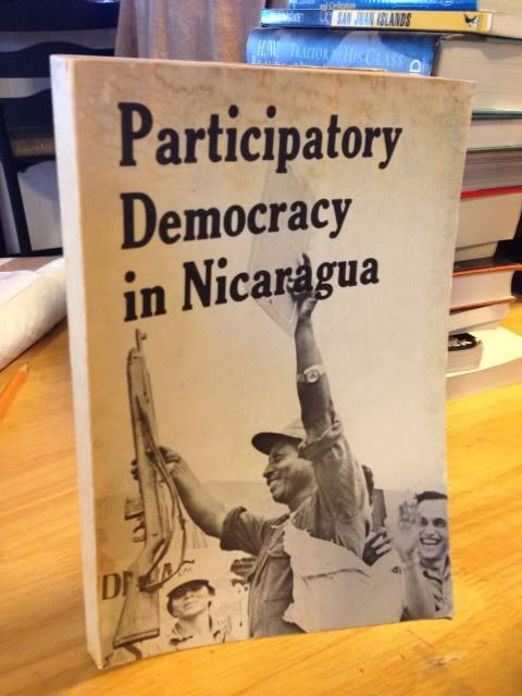 Image for Participatory Democracy in Nicaragua