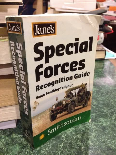 Image for Jane's Special Forces Recognition Guide