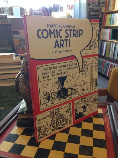 Image for Collecting Original Comic Strip Art!