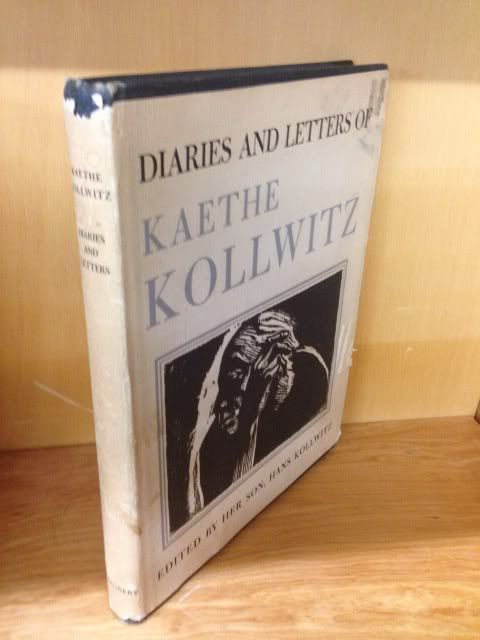 Image for Diaries and Letters of Kaethe Kollwitz