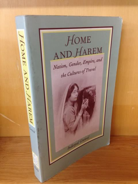 Image for Home and Harem: Nation, Gender, Empire and the Cultures of Travel (Post-Contemporary Interventions)