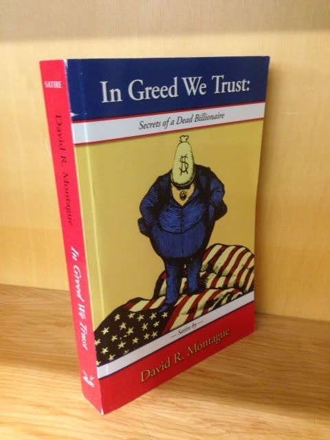 Image for In Greed We Trust: Secrets of a Dead Billionaire