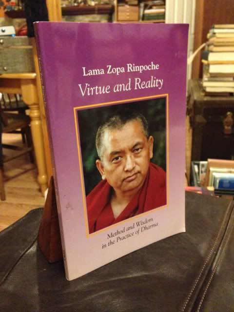 Image for Virtue and Reality  Method and Wisdom in the Practice of Dharma