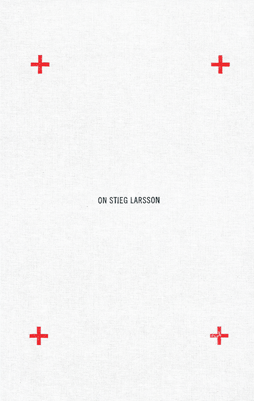 Image for On Stieg Larsson