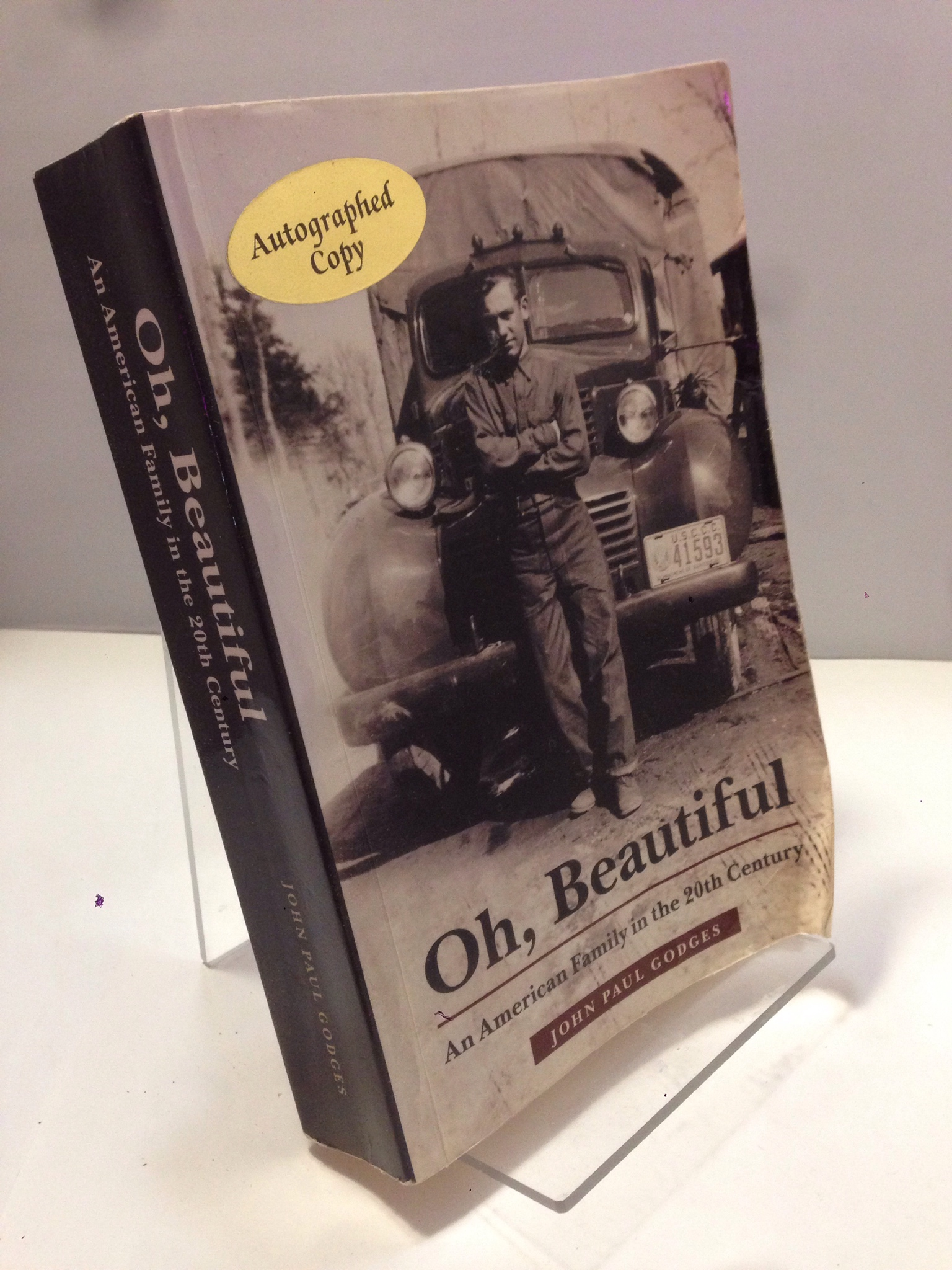 Image for Oh, Beautiful: An American Family in the 20th Century