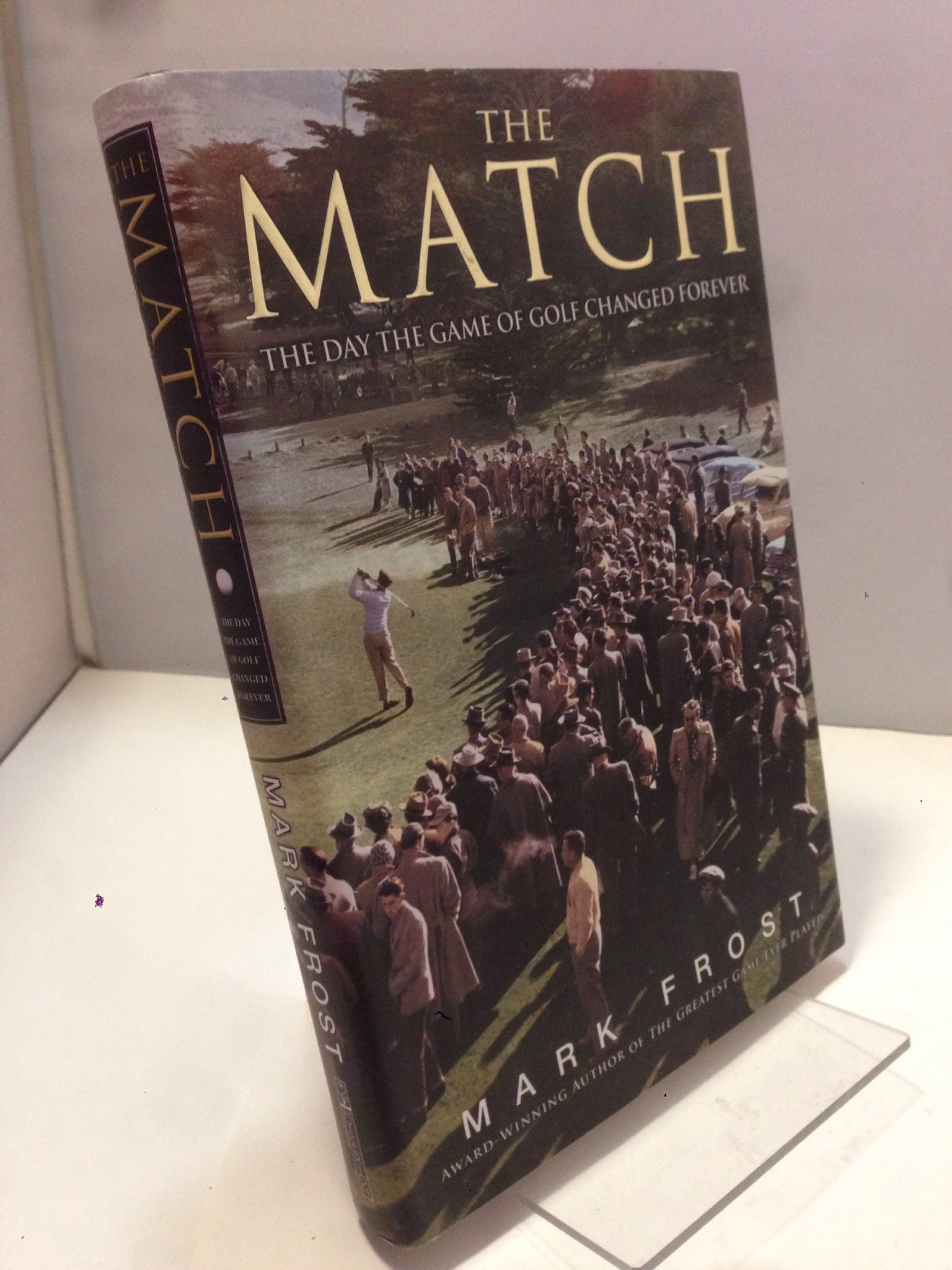 Image for The Match: The Day the Game of Golf Changed Forever