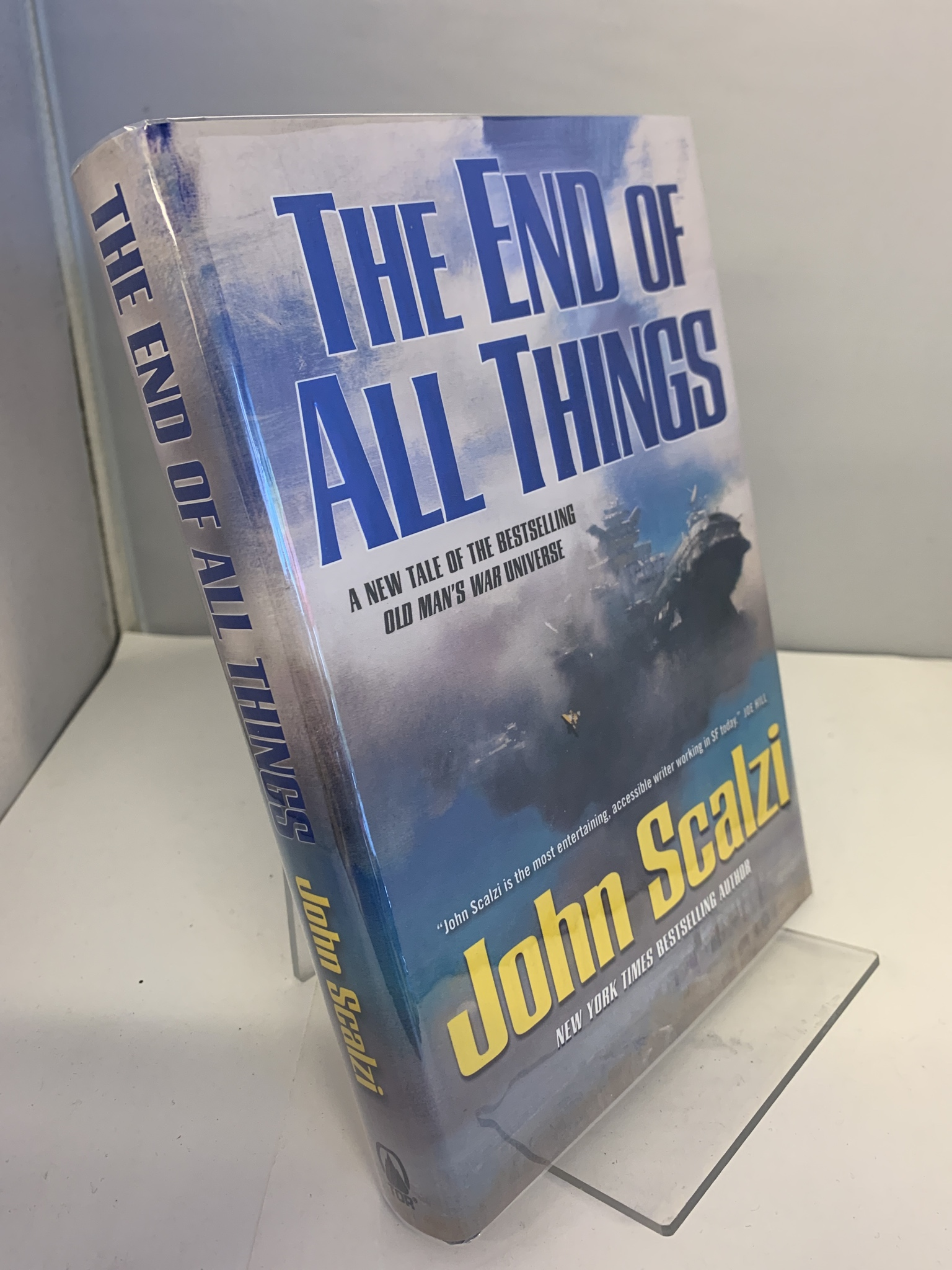 Image for The End of All Things (Old Man's War)